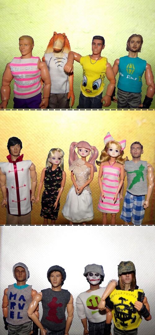 Deuxième collection de vêtements sans thème