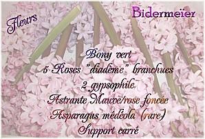 liste fleur