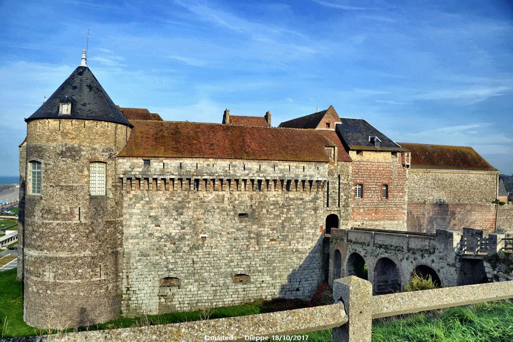 Château-Musée de Dieppe