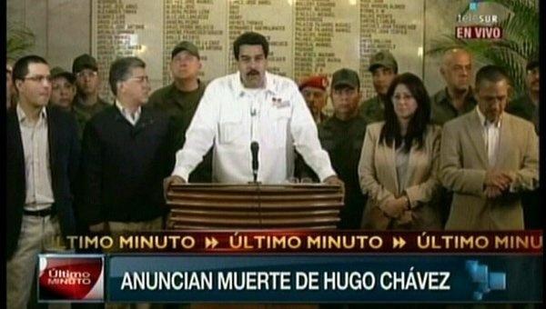 """Mort de Chavez: Caracas accuse ses """"ennemis extérieurs"""""""