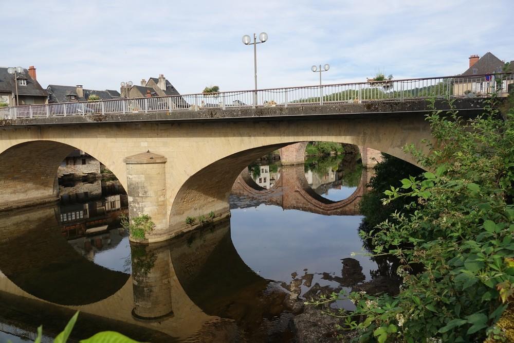 Le Pont Neuf à Espalion...