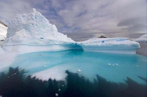 Glacier Antarctique occidental