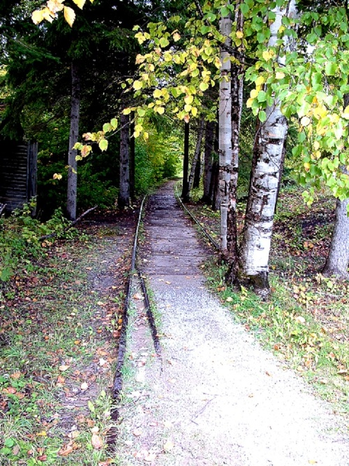 Canada : Saguenay-lac Saint-Jean, le Village fantôme de Val-Jalbert