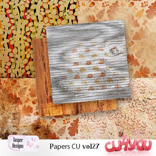 Papiers Cu vol 25, 26, 27, 28
