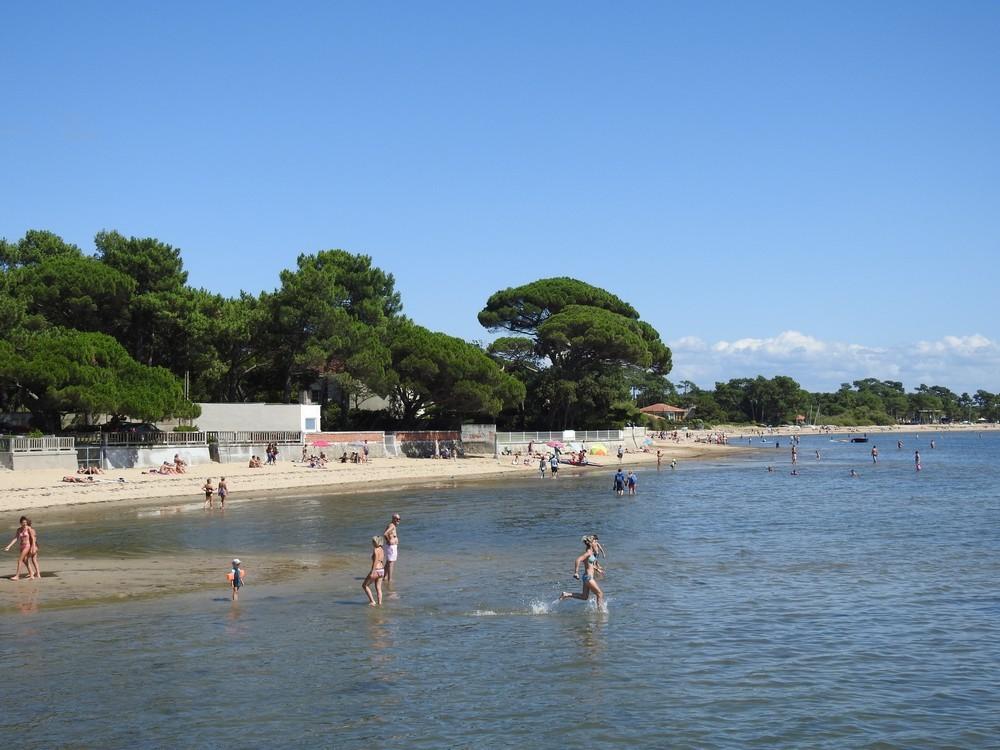 Un dimanche d'été à Andernos-les-bains...