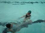Séance natation