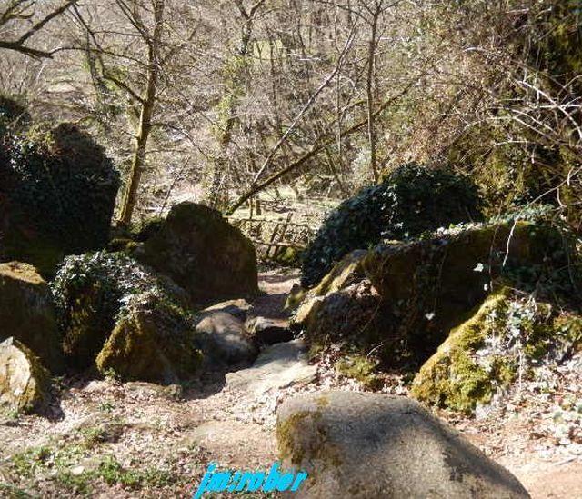 Idée de randonnée nature avec les cascades de Bialet 2/2