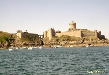 Face au cap Fréhel... Fort La Latte