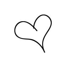 Brush Série 2 - Coeur