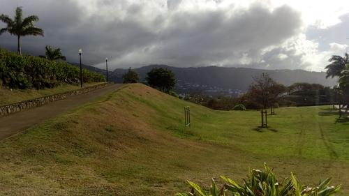 Le Parc de la Trinité