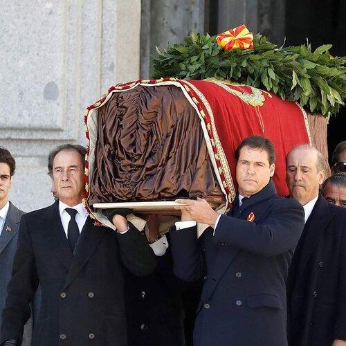 Louis de Bourbon rend hommage à son aiëul