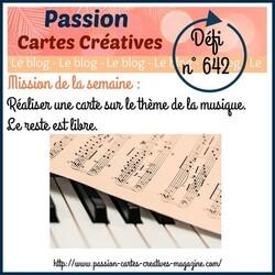 Passion Cartes Créatives#642 !