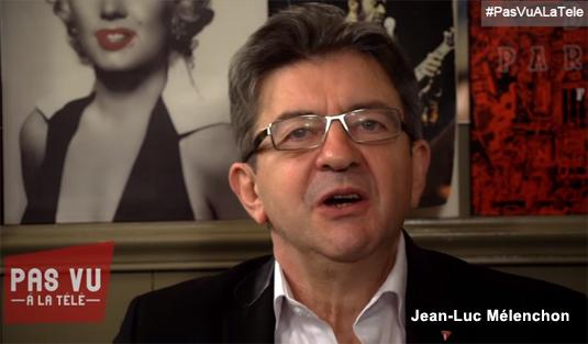 Jean-Luc Mélenchon mediapart: «La primaire est une machine à enterrer les questions de fond»