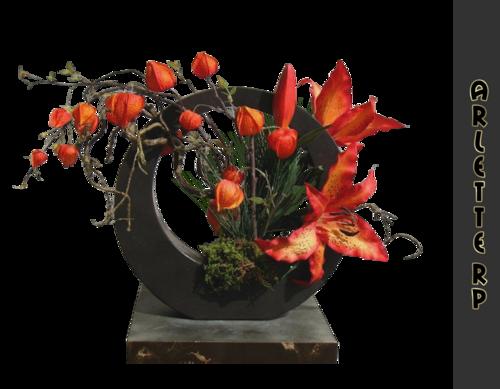 Tubs déco-floral 3