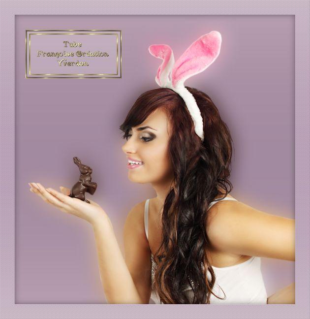 Femmes Pâques (01 à 06)