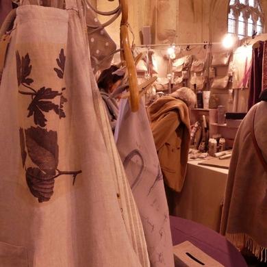 Le marché de Noël de Senlis...