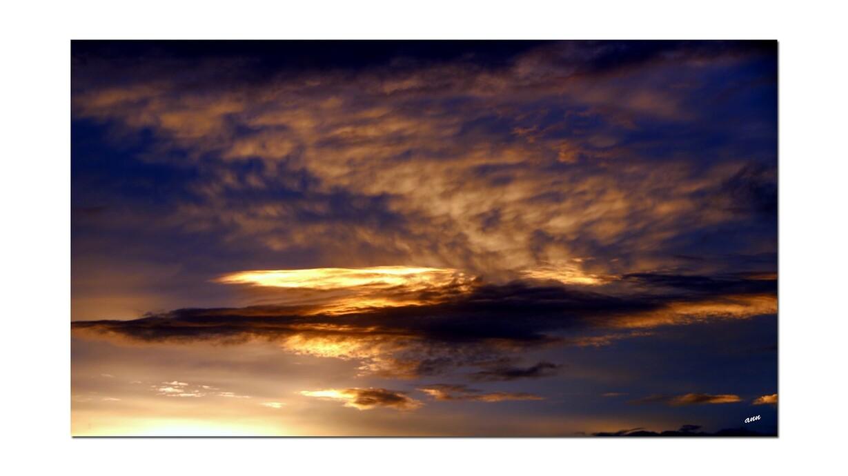 """Toujours bien inspiré """"mon ciel"""" ces derniers jours"""