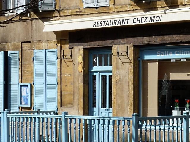 Metz restaurant Chez Moi 11 Marc de Metz 2011