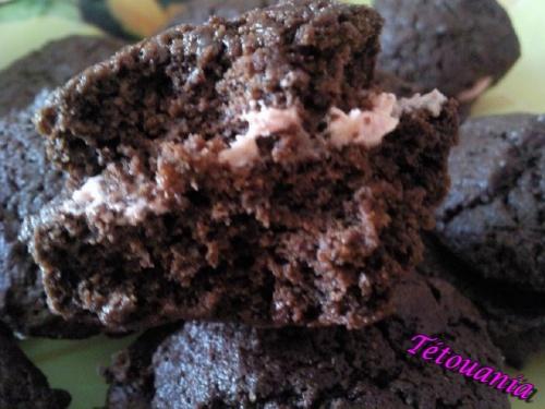 Whoopie pie chocolat