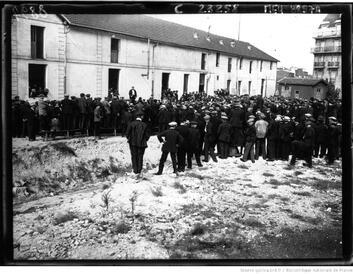 1923 syndicalisme CGTU gaziers Emile Balligean