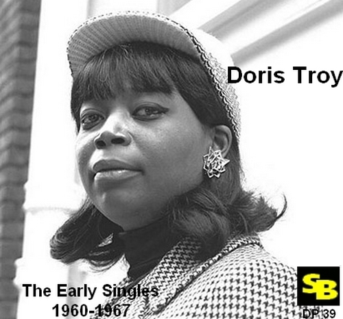 "Doris Troy : "" The Early Singles 1960-1967 "" SB Records DP 39 [ FR ]"