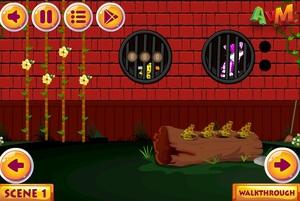 Jouer à AVM Red wall cat escape