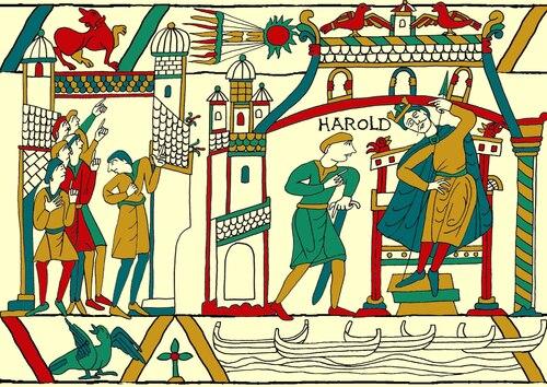 Histoire de Harold Godwinson (2)