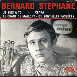 BERNARD STEPHANE