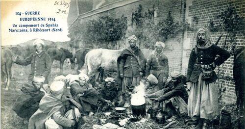 1914: la guerre de mouvement
