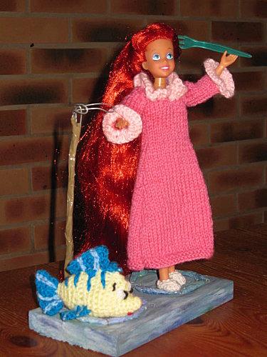 Ariel la petite sirène (1)