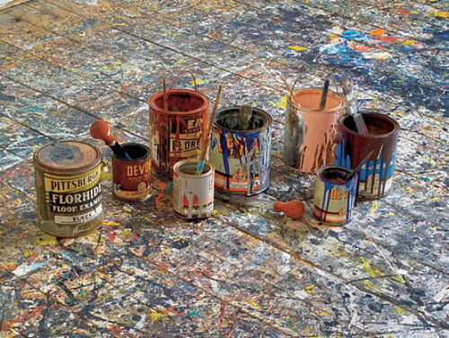 Artists and studio
