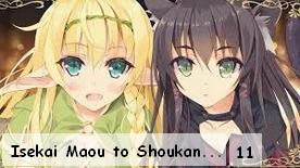 Isekai Maou to Shoukan Shoujo no Dorei Majutsu 11