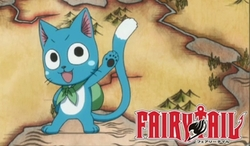 Happy de Fairy Tail