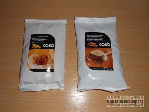 Nouvelle gamme de chocolat - Casa