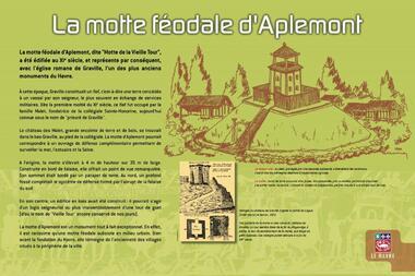 LES REMPARTS DE GRAVILLE (Seine-Maritime)