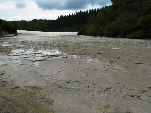 Wai-O-Tapu Thermal Wonderland et ses curiosités géothermiques