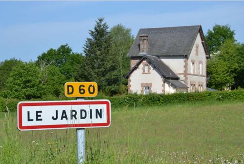 Corrèze - Le Jardin