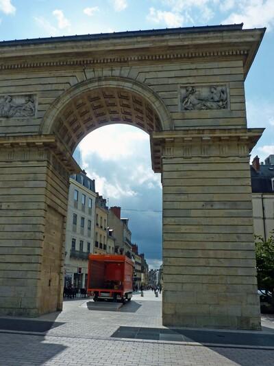 Dijon avec Arlette