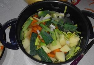 La semaine du goût .... à la soupe....