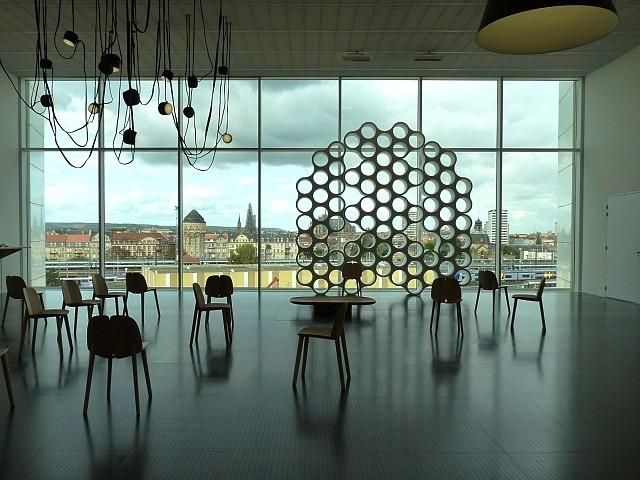 Galeries du Centre Pompidou-Metz 4 Marc de Metz 29 02 2013