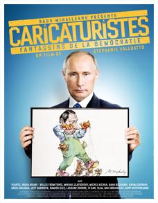 Cinéma : Caricaturistes