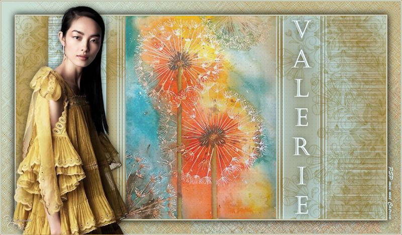 *** Valerie ***