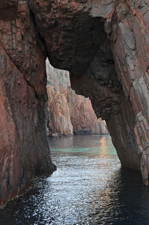 Balade en Corse (13) : les calanques de Piana (3)