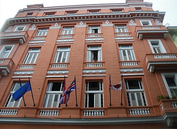 Cuba-La Havane(52) Hotel Ambos Mundos