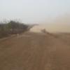 Togo Travaux sur la route On roule sur la piste