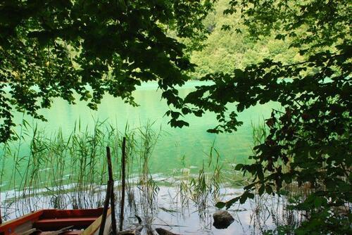 Toujours le lac du Val