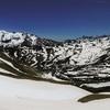 Du col de Suzon (2127 m), massif de Soques et sierra Telera