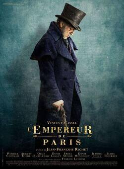 L'Empereur de Paris (à l'affiche actuellement)