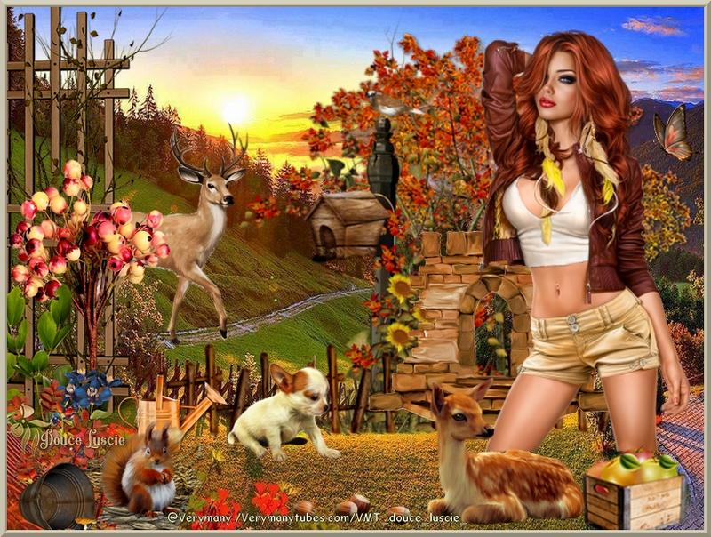 Défi automne 6 Solenna