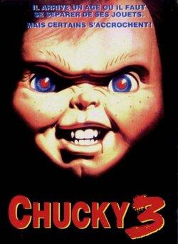Chucky 3 : la maison de l'horreur